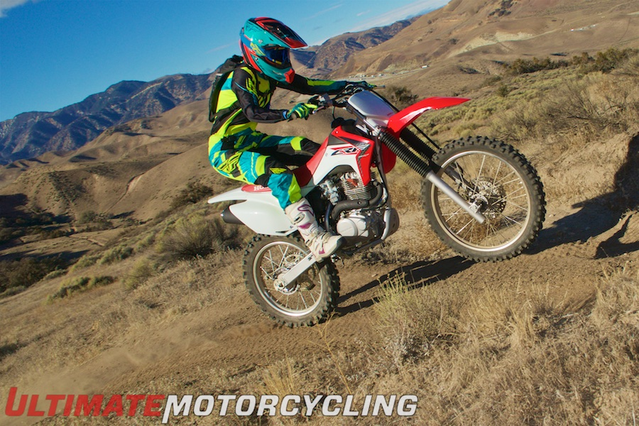 Yamaha xt250 vs the honda crf 250l autos post