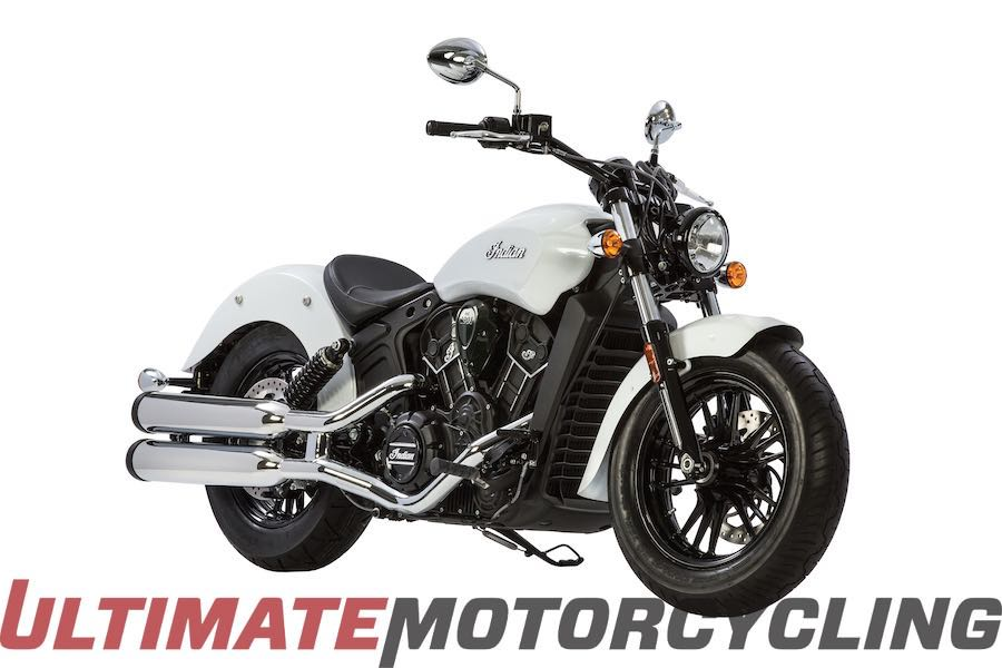 Top 30 Motorcycles To Ride In 2016 | Editor's Choice Indian Scout Sixty