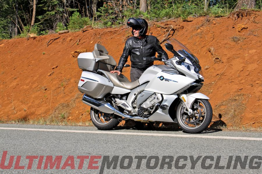 8 Days Aboard a BMW K 1600 GTL Exclusive | No Direction Home