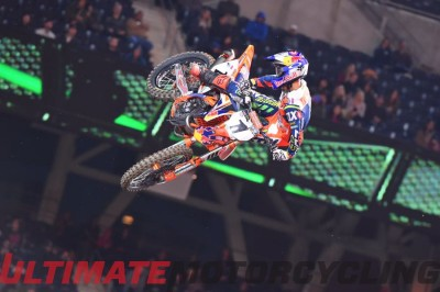 2016 Oakland Supercross Preview | Dungey Leads Way