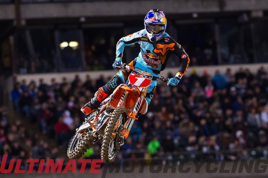 2016 Phoenix Supercross Preview | Dungey Seeks Win #4