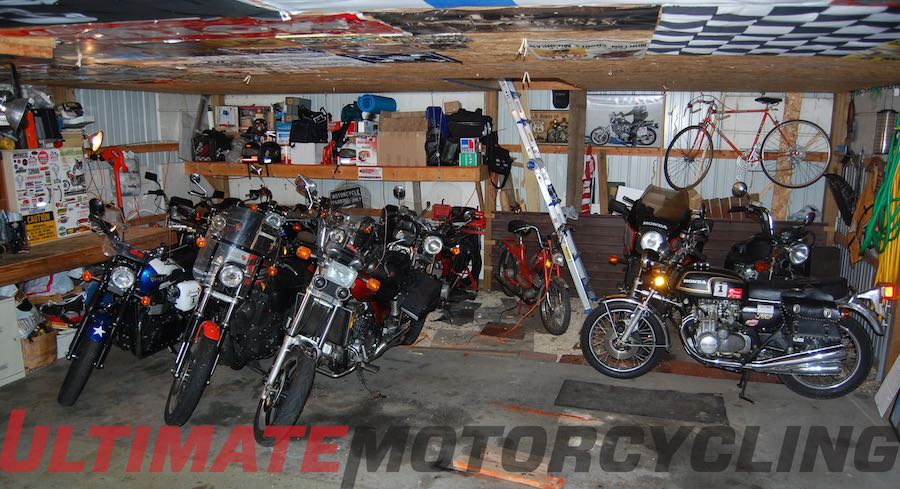 Top 10 Essentials for your Motorcycle Dream Garage