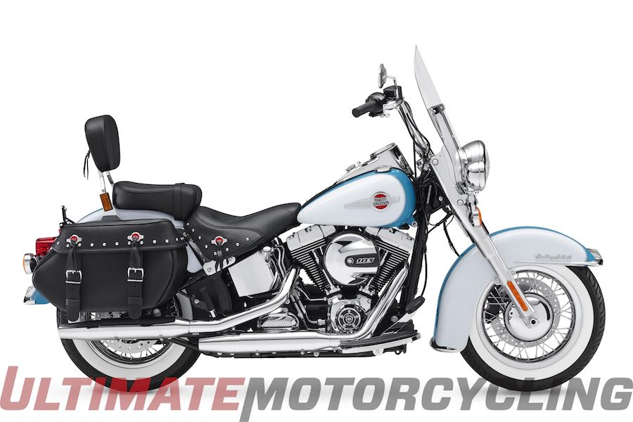 2016 Harley-Davidson Heritage Softail Classic | Buyer's Guide