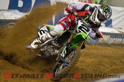 Ryan Villopoto retired