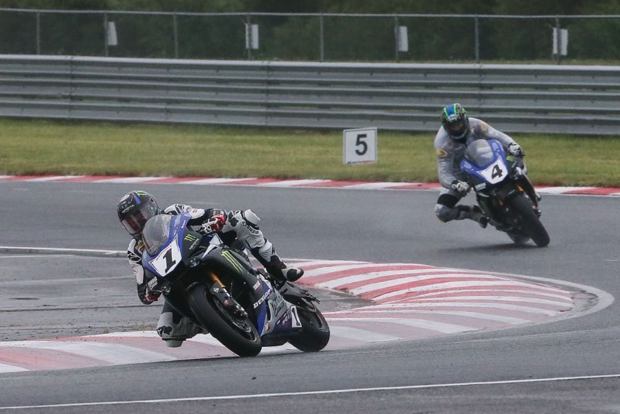 Beaubier leads teammate Hayes at NJMP MotoAmerica Superbike