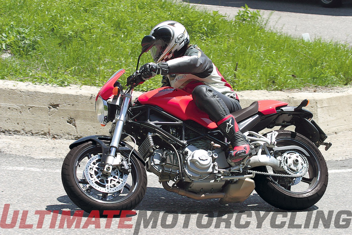 2005 Ducati Monster S2r Motorcycle Review