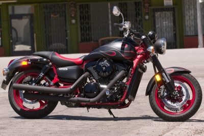 2007 Kawasaki Vulcan Mean Streak Test Review Cruiser