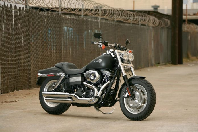 2008 Harley-Davidson Fat Bob Retro Review