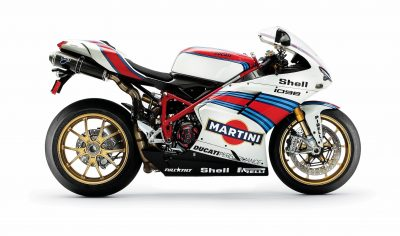 Ultimate Motorcycling Ducati 1098 Special - right profile