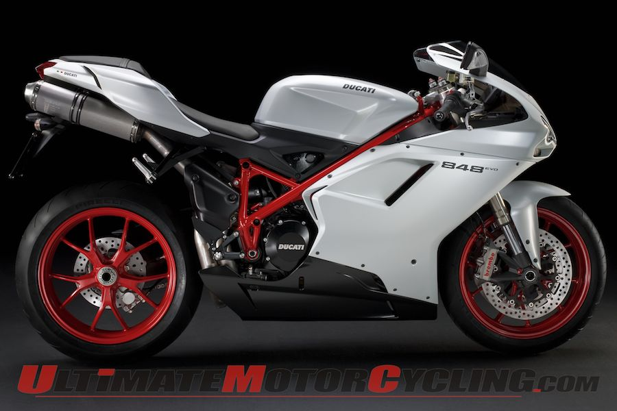 Ducati to Long Beach Motorcycle Show