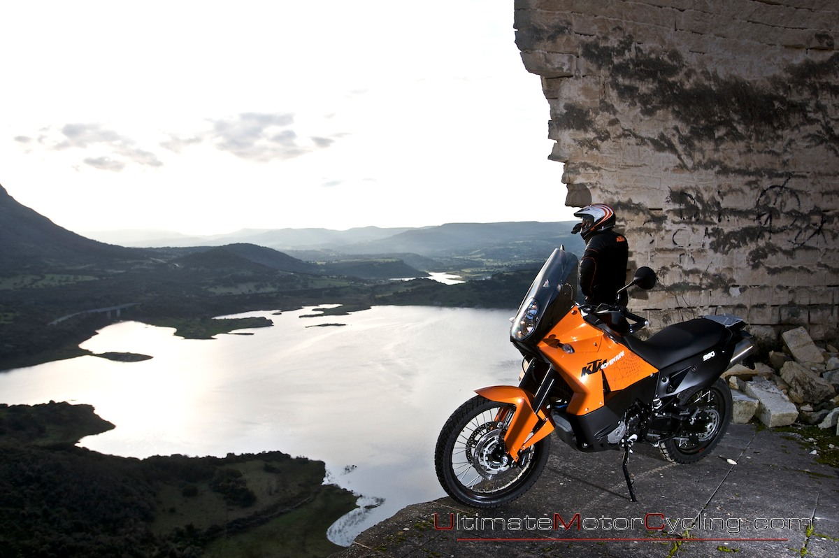 2010 ktm 990 adventure | motorcycle wallpaper