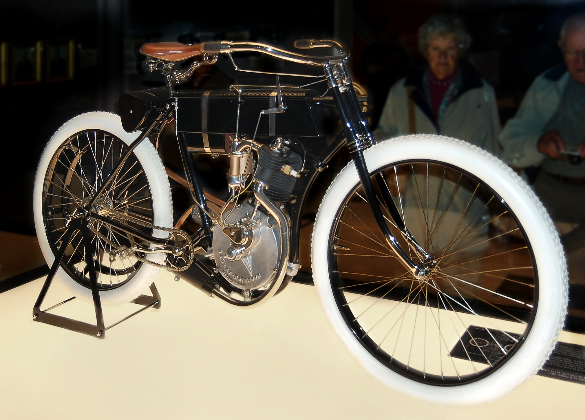 1903 Harley-Davidson | Serial Number 1