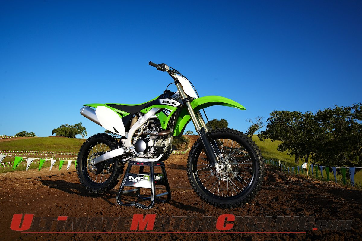 2011 Kawasaki Kx450f Wallpaper