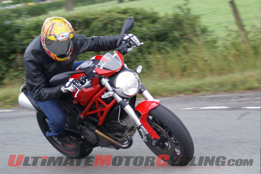 2011 ducati monster 796 | review