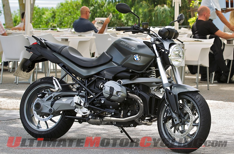 2011 BMW R 1200 R (Classic)   Preview