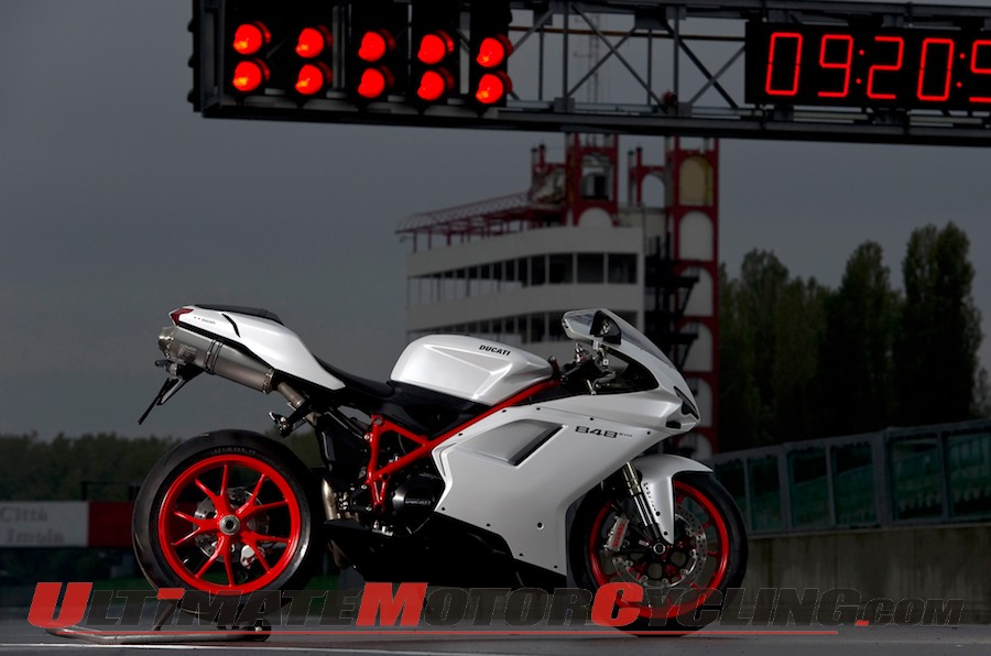 2011 Ducati 848EVO Review