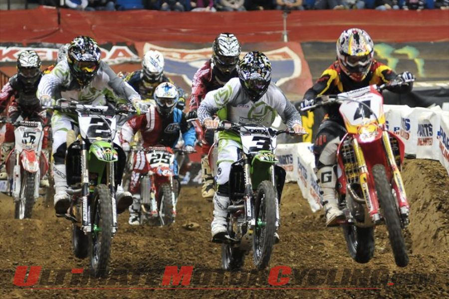 AMA Arenacross: Louisville Preview