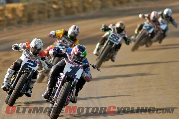 AMA Flat Track Finals Return to SoCal
