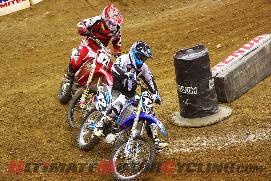 2011 Arenacross: Live Timing and Scoring
