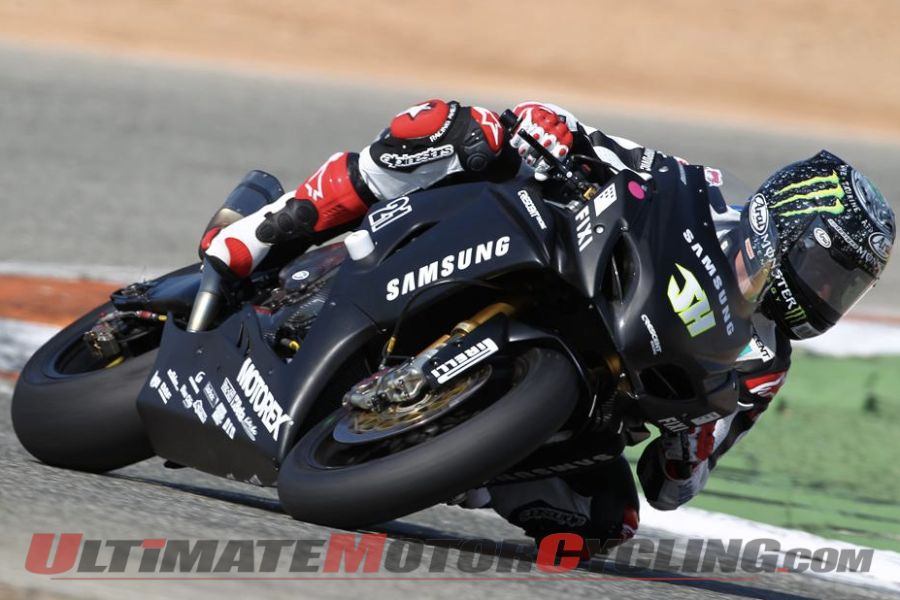 BSB: Hopkins Day 1 Test on Crescent Suzuki