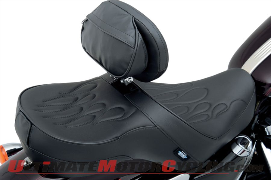 Drag Specialties: Convertible Back Rest