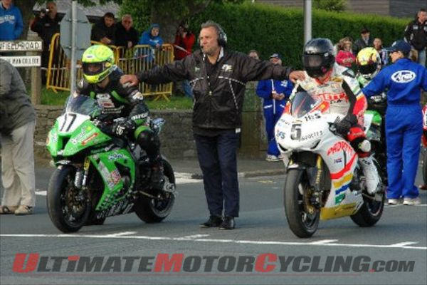 2011 Isle of Man TT: Combined Qualifying