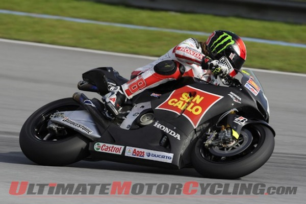 MotoGP: Super Sic Sets Sepang Speed