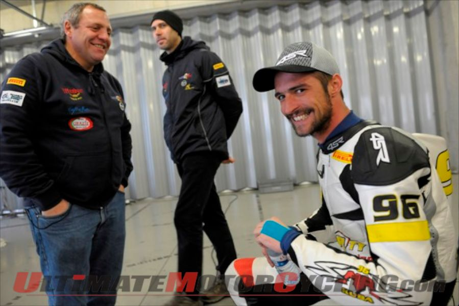Portimao Superbike Test Results, Day 3