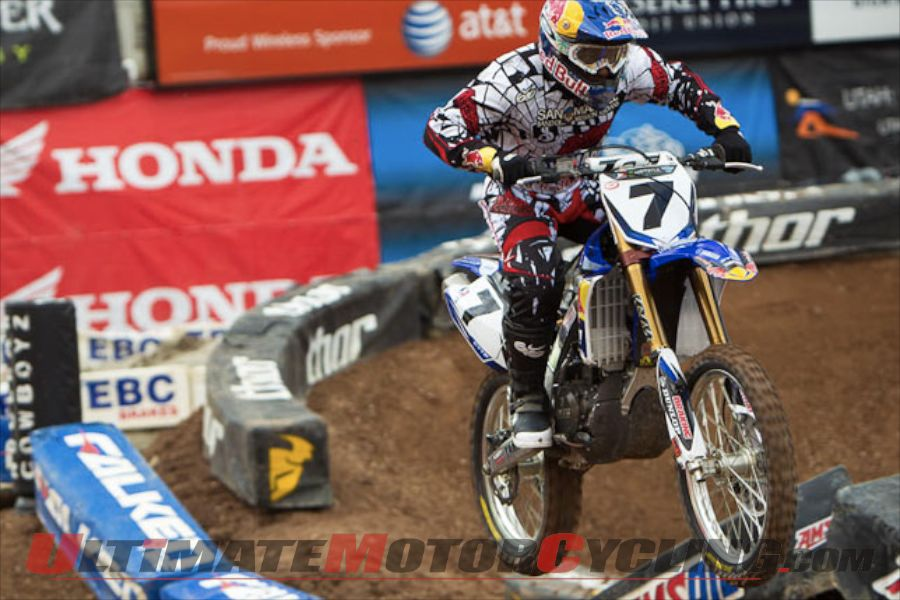 2011 Salt Lake City Supercross: Results
