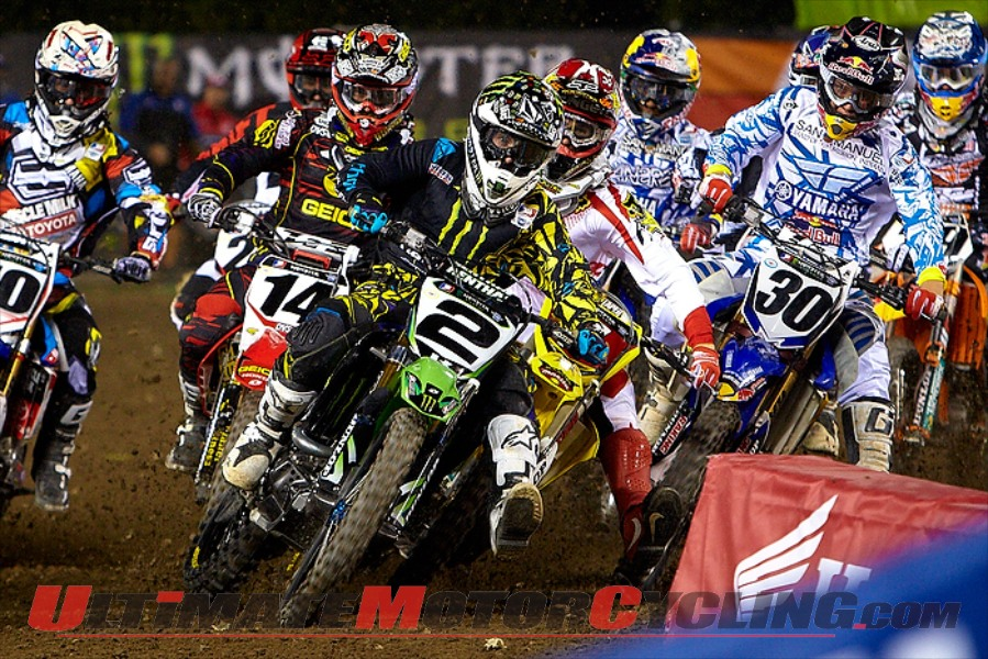 Thor & Volcom: Supercross Winning Gear