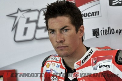 2011 MotoGP: Nicky Hayden Talks Dainese