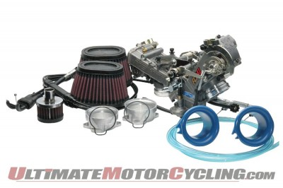 KTM 950 V-Twin: Sudco Keihin Carb Kit