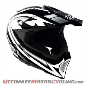 AGV Expands AX-8 Motorcycle Helmet Line