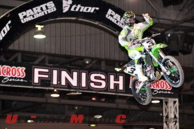 2011 AMA Arenacross: Season Review