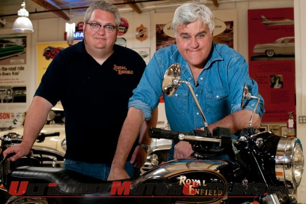 2011-jay-leno-adds-royal-enfield-to-garage 1