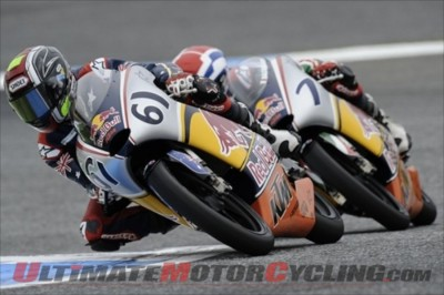 Red Bull MotoGP Rookies Cup: Estoril Race 2