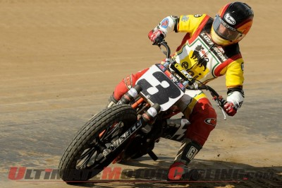 Springfield Mile: 2011 AMA Flat Track Preview
