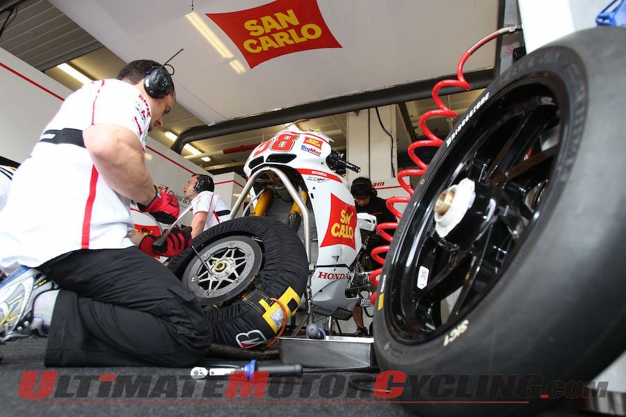 2011 Assen MotoGP: Bridgestone Review