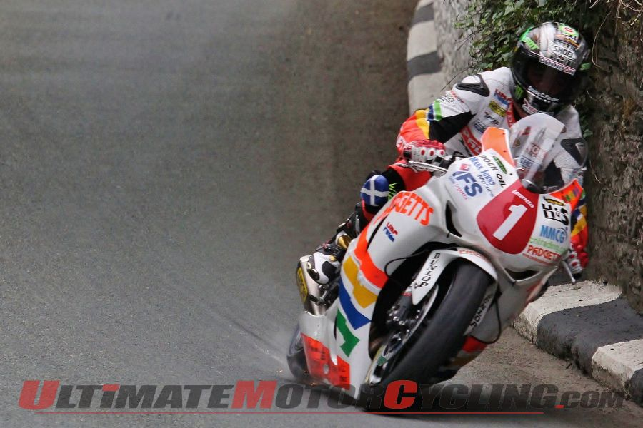 McGuinness Talks IOMTT History (Video)