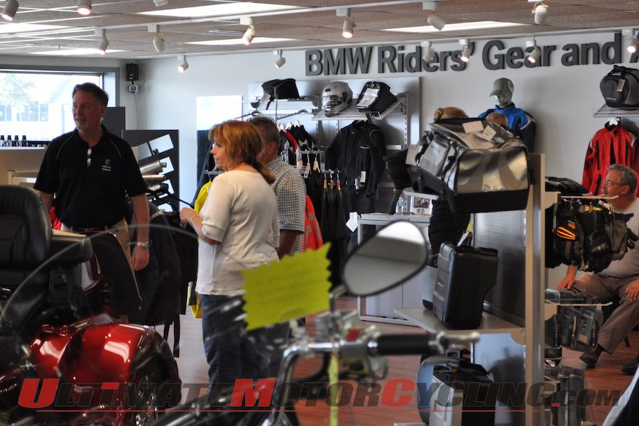 Urbana BMW Serves Central IL Motorcyclist