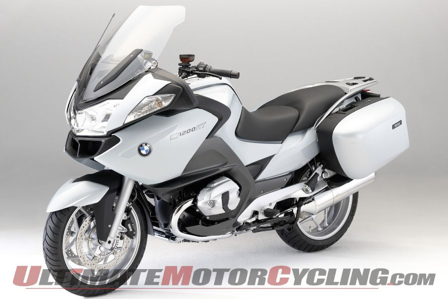2011 BMW R 1200 RT | Quick Look