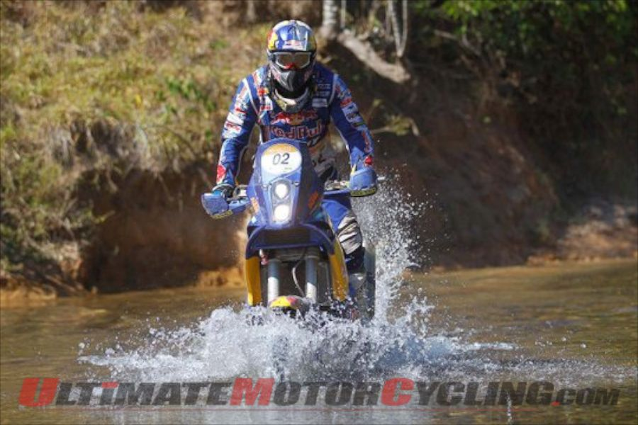 Despres Leads Rally dos Sertoes: iReport