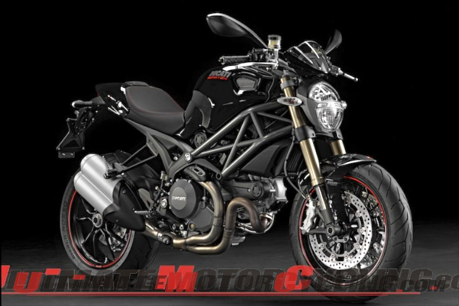 Ducati Monster 1100 EVO Features (Video)