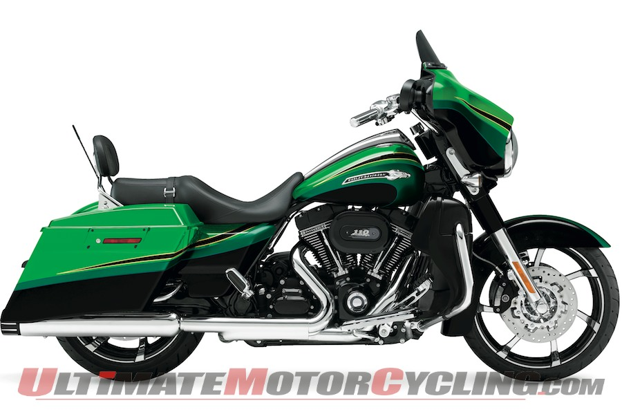 2012 Harley Street Glide Preview
