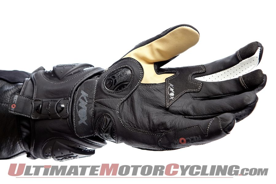 2011-knox-recon-motorcycle-leather-gloves 2