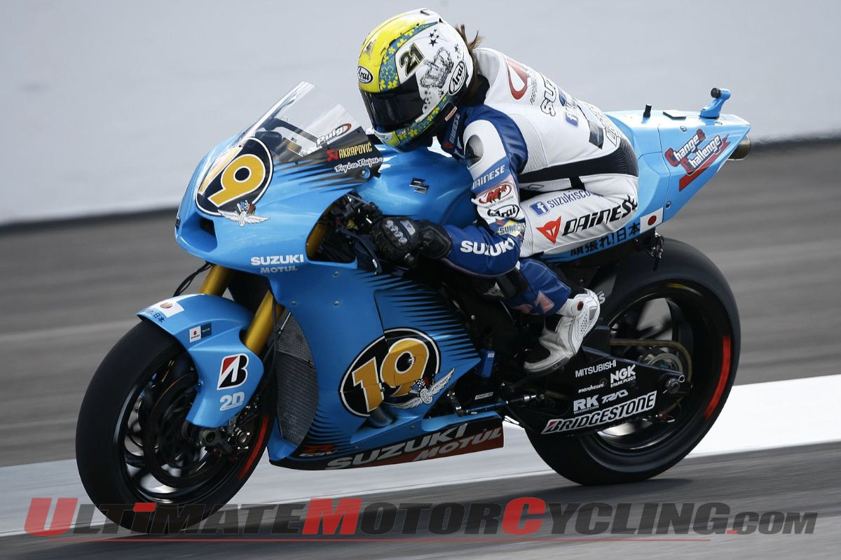 Discussion on this topic: Maiko Ito, elena-myers-ama-supersport-race-winner/
