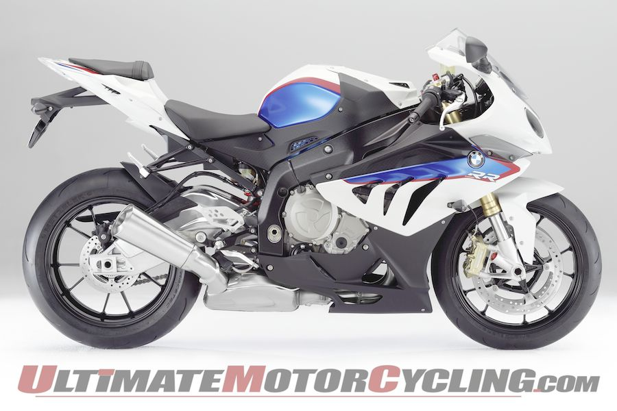 2012 BMW S1000RR   Preview