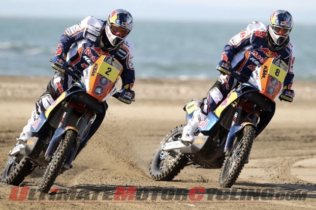 2011-ktm-preps-for-2012-dakar-wallpaper 2
