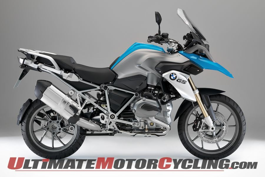 BMW UK & Motorcycle Live: Win a 2013 R1200GS