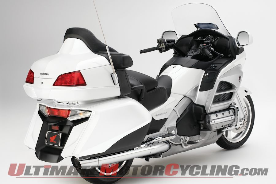 2012 Honda Gold Wing | Preview
